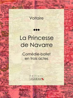 ebook: La Princesse de Navarre