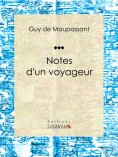 ebook: Notes d'un voyageur