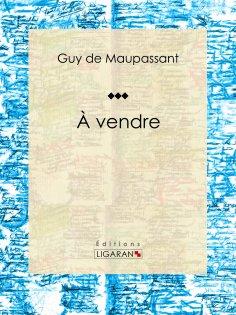 eBook: À vendre