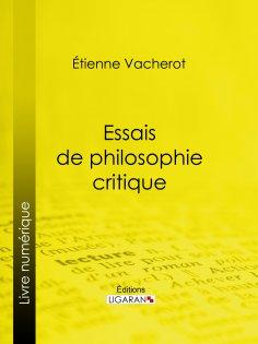 eBook: Essais de philosophie critique