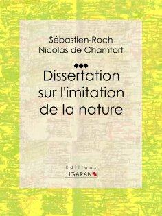 eBook: Dissertation sur l'imitation de la nature