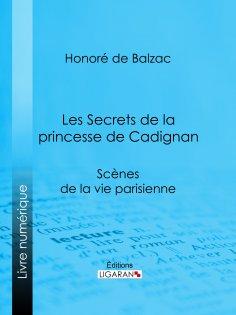 eBook: Les Secrets de la princesse de Cadignan