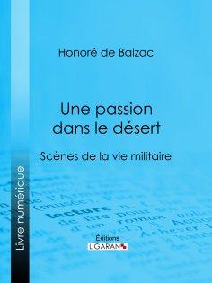 eBook: Une passion dans le désert