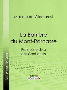ebook: La Barrière du Mont-Parnasse