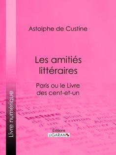 eBook: Les amitiés littéraires