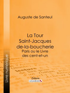 eBook: La Tour Saint-Jacques-de-la-boucherie