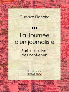 ebook: La Journée d'un journaliste