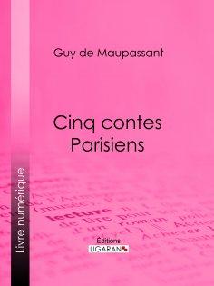 eBook: Cinq Contes Parisiens