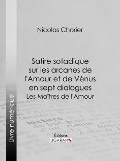 eBook: Satire sotadique sur les arcanes de l'Amour et de Vénus en sept dialogues