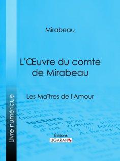 eBook: L'Oeuvre du comte de Mirabeau