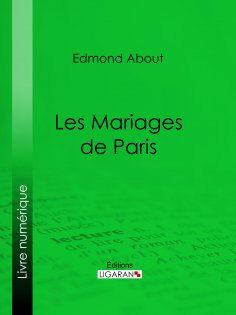 ebook: Les Mariages de Paris