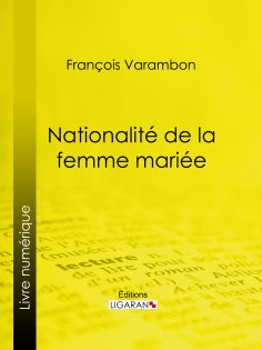eBook: Nationalité de la femme mariée