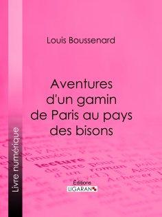 eBook: Aventures d'un gamin de Paris au pays des bisons