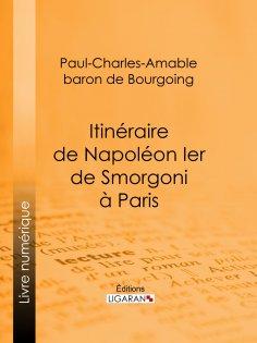 eBook: Itinéraire de Napoléon Ier de Smorgoni à Paris