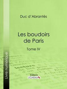 eBook: Les Boudoirs de Paris