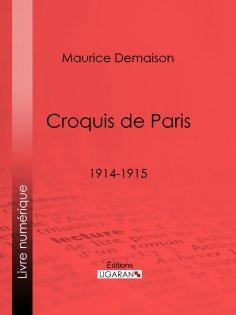 ebook: Croquis de Paris