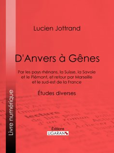 eBook: D'Anvers à Gênes