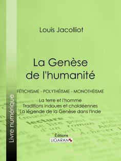 eBook: La Genèse de l'humanité