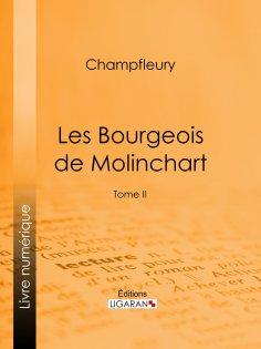 ebook: Les Bourgeois de Molinchart