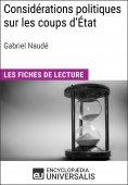 eBook: Considérations politiques sur les coups d'État de Gabriel Naudé