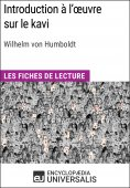 eBook: Introduction à l'œuvre sur le kavi de Wilhelm von Humboldt