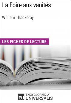eBook: La Foire aux vanités de William Makepeace Thackeray