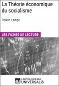 eBook: La Théorie économique du socialisme d'Oskar Lange