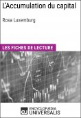 eBook: L'Accumulation du capital de Rosa Luxemburg