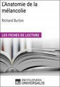eBook: L'Anatomie de la mélancolie de Richard Burton