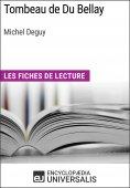 eBook: Tombeau de Du Bellay de Michel Deguy