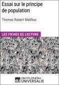 eBook: Essai sur le principe de population de Thomas Robert Malthus