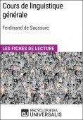eBook: Cours de linguistique générale de Ferdinand de Saussure