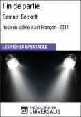 eBook: Fin de partie (SamuelBeckett - mise en scène Alain Françon - 2011)