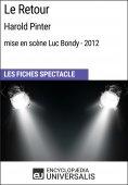 eBook: Le Retour (HaroldPinter - mise en scène Luc Bondy - 2012)