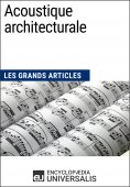 eBook: Acoustique architecturale