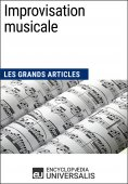 eBook: Improvisation musicale