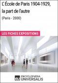 eBook: L'École de Paris 1904-1929, la part de l'autre (Paris - 2000)