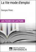 eBook: La Vie mode d'emploi de Georges Perec