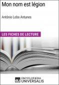 eBook: Mon nom est légion d'António Lobo Antunes