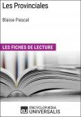 eBook: Les Provinciales de Blaise Pascal