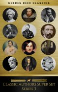 ebook: Classic Authors Super Set Series 3 (Golden Deer Classics)