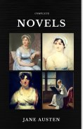 eBook: Jane Austen: The Complete Novels (Quattro Classics) (The Greatest Writers of All Time)