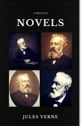 eBook: Jules Verne: The Classics Novels Collection  (Quattro Classics) (The Greatest Writers of All Time)