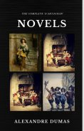 eBook: Alexandre Dumas  : The Complete 'D'Artagnan' Novels [The Three Musketeers, Twenty Years After, The V