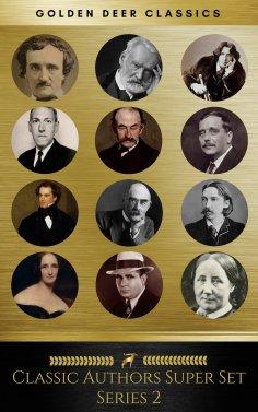 eBook: Classic Authors Super Set Series 2 (Golden Deer Classics)