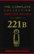 eBook: Sherlock Holmes: The Collection (Manor Books Publishing) (The Greatest Fictional Characters of All T