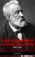 eBook: Jules Verne: The Extraordinary Voyages Collection (The Greatest Writers of All Time)