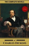 eBook: Charles Dickens: The Complete Novels (Gold Edition) (Golden Deer Classics) [Included audiobooks link