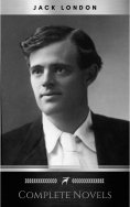 eBook: Jack London, Six Novels, Complete and Unabridged - The Call of the Wild, The Sea-Wolf, White Fang, M