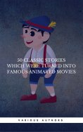 ebook: 50 Classic Stories Which Were Turned Into Famous Animated Movies (Book Center)